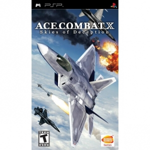 Ace Combat X: Skies of Deception  ― Магазин игровых приставок, PSP, VITA, Xbox, PS3