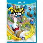 Rabbids Land для Nintendo Wii U